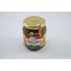 Crema de Espinacas 550gr.